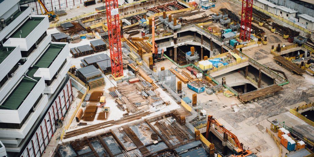 De rol van een DMS in de bouw en infra